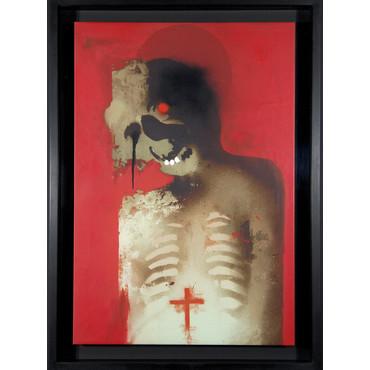 , 'Unbelievable,' 2008, Lazinc