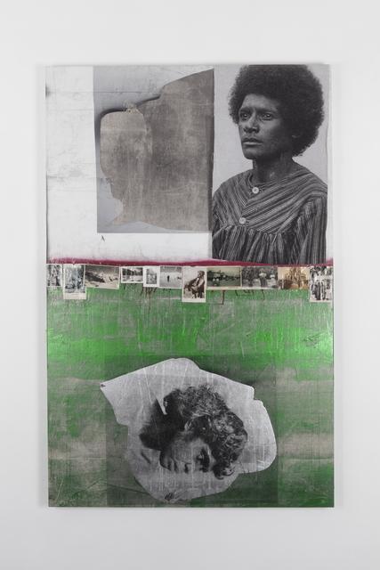 , 'Untitled,' 2017, Galerie Nathalie Obadia