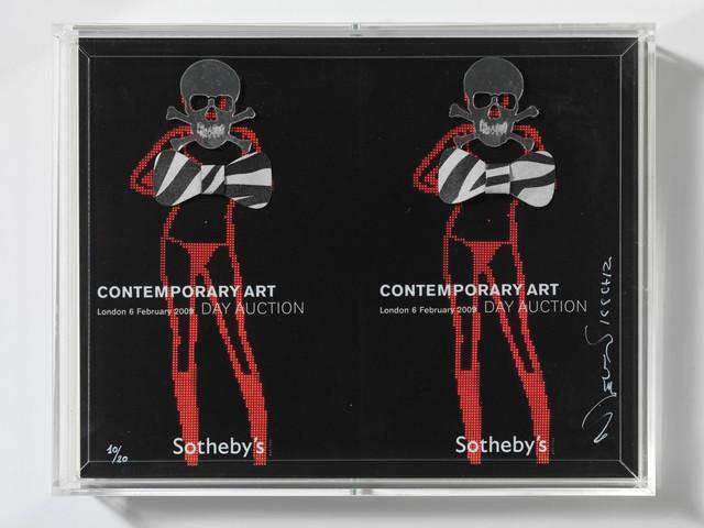 , 'Sotheby's II,' 2011, Polígrafa Obra Gráfica