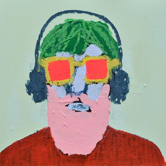 , 'Beard Man #2,' , Galerie C.O.A