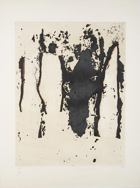 Alberto Burri, 'Combustione 3', 1965, Il Ponte
