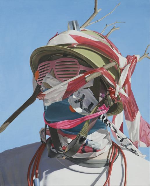 , 'Lost Return,' 2016, THIS IS NO FANTASY + Dianne Tanzer Gallery