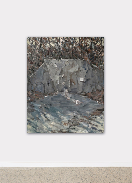 , 'Small Underpass,' 2018, Phosphorus & Carbon