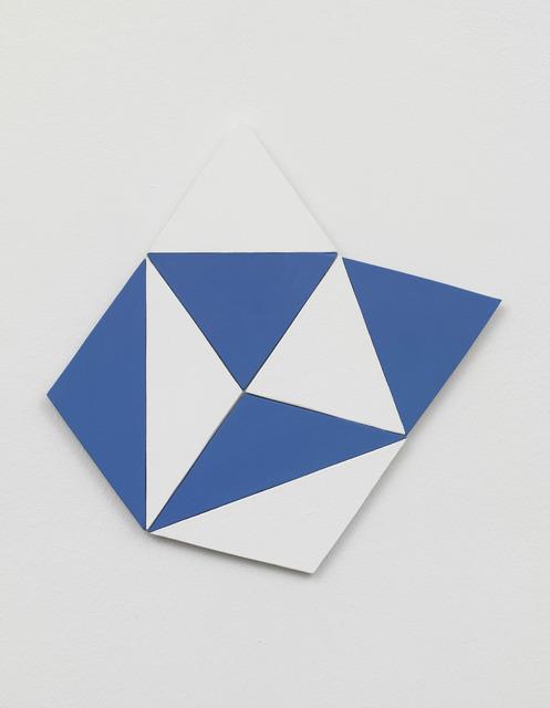 Knut Henrik Henriksen, 'The Envelope for Love Letters', 2015, Painting, Wood and paint, Hollybush Gardens