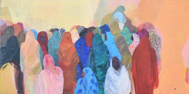 , 'Untitled  ,' , al markhiya gallery
