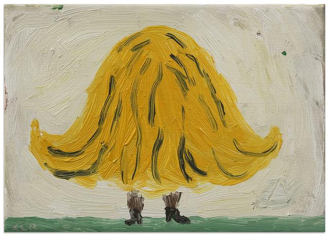 , 'Melena Rubia,' 2015, Anna Zorina Gallery