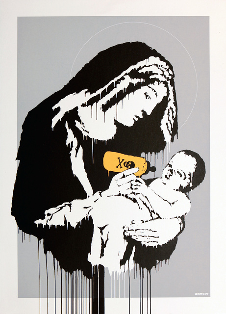 Banksy, 'Toxic Mary / Virgin Mary (Signed)', 2003, Prescription Art