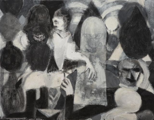 , 'Fantasma blanca,' 2013, The Intuitive Machine