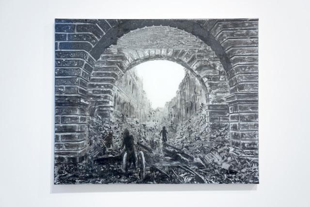, 'Aleppo/Berlin,' 2017, Christian Larsen