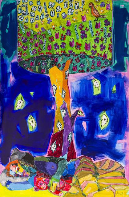, 'Soñando con flores,' 2017, ArteMorfosis - Galería de Arte Cubano