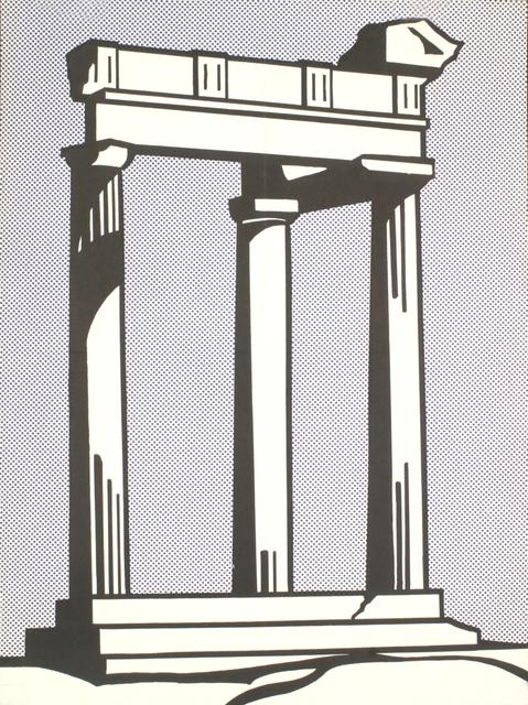 Roy Lichtenstein, 'Temple', 1964, ArtWise