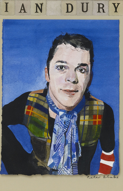 , 'Ian Dury,' 1980, Waddington Custot