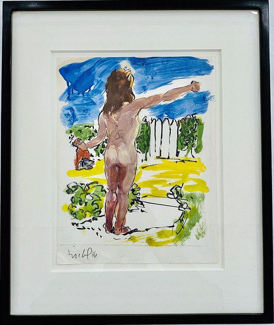 Eric Fischl, 'untitled ', 1986, Robert Fontaine Gallery