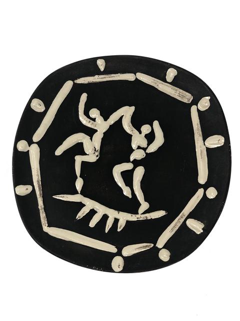 Pablo Picasso, 'Deux danseurs (A.R. 380)', 1956, Hirth Fine Art