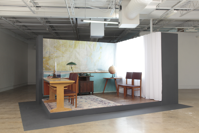 , 'Yuri's Office,' 2010, Fort Worth Contemporary Arts