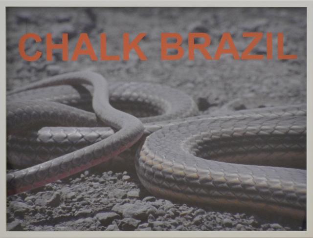 Mariah Garnett, 'Chalk', 2012, Archival inkjet print, LAND: Los Angeles Nomadic Division Benefit Auction