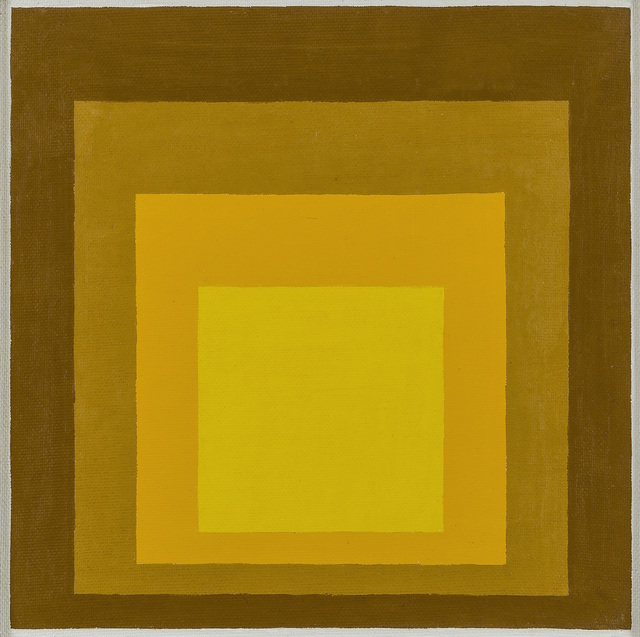 , 'Study for Homage to the Square,' 1962, Galerie Von Vertes