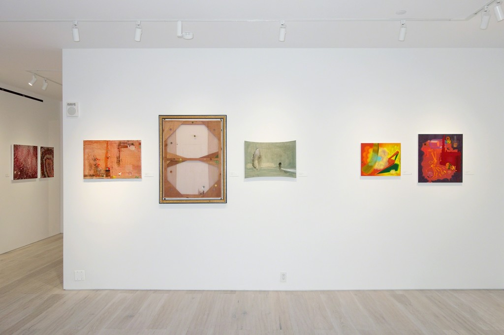 """Painting Is Not Doomed To Repeat Itself"" - Installation view"