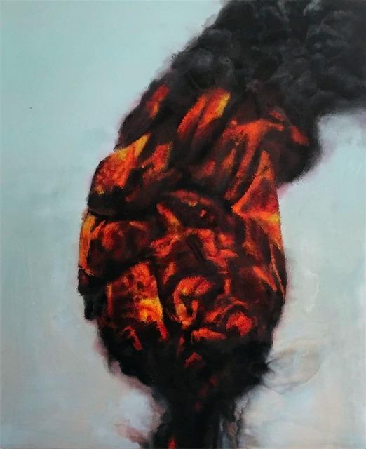 , 'Exploding Heart,' 2015, Galerie SOON