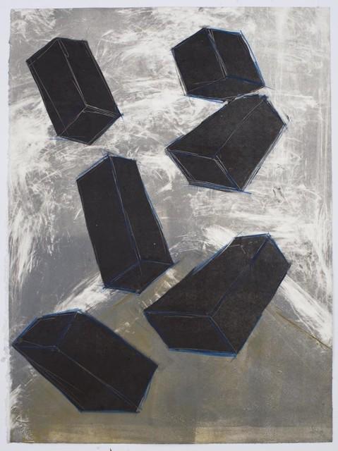 , 'Cubes 1,' 2015, David Krut Projects