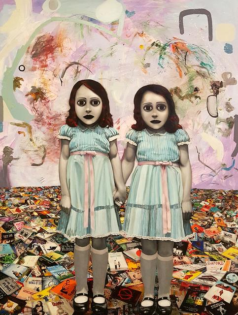 , 'Seven Seas II,' 2016, Galeria Movimento