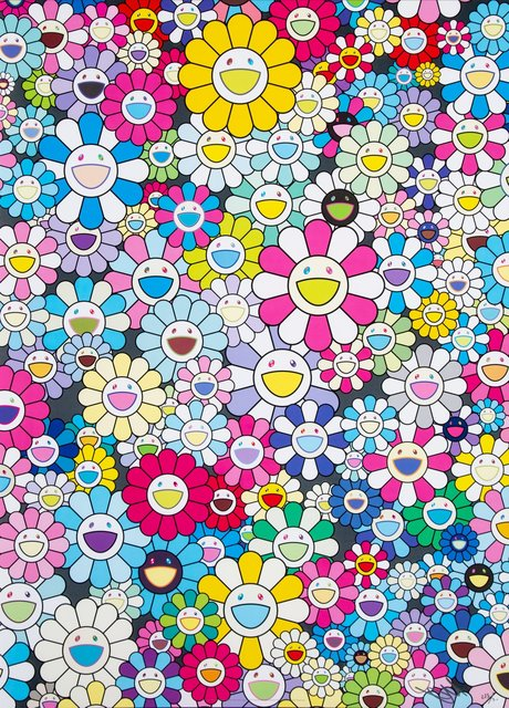 Takashi Murakami, 'I Look Back and There, My Beautiful Memories', 2013, Heritage Auctions