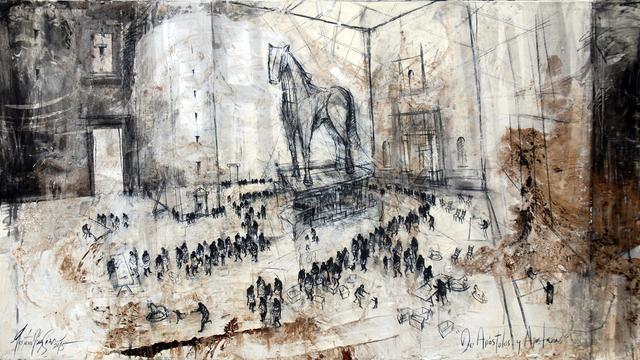 , 'Series: De Apóstoles y Apostatas,' 2015, Victor Lope Arte Contemporaneo