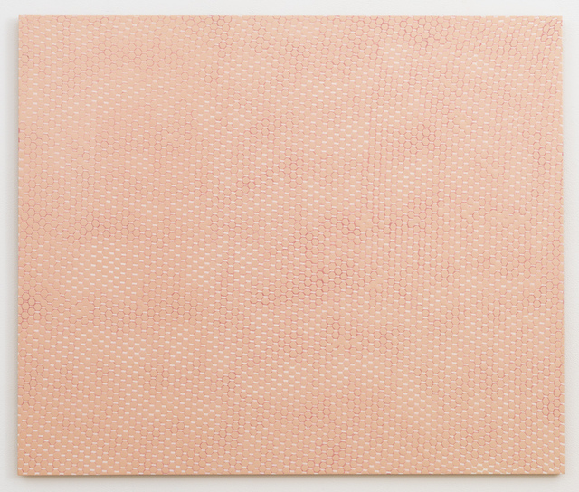 , ' Pink Curtain,' 1997, James Cohan