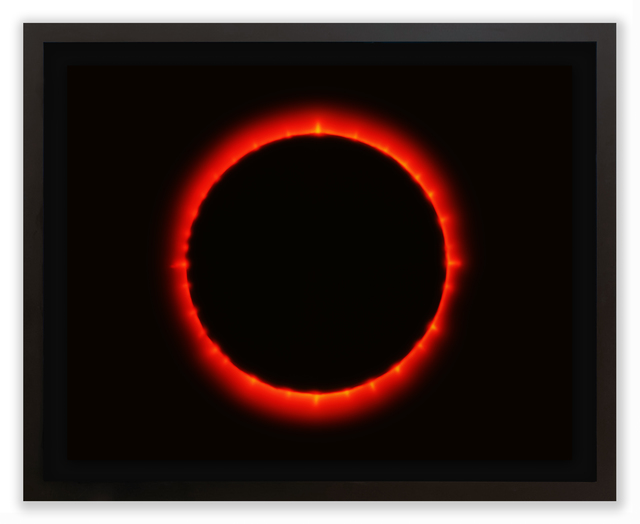 , 'Black Sun,' 2011, HackelBury Fine Art