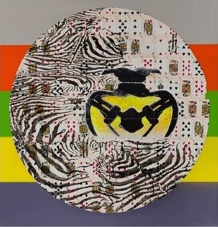 , 'Spielkarten,' 1991, Setareh Gallery