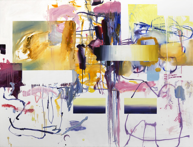 , 'Déficit de atención,' 2016, Galería Alterna