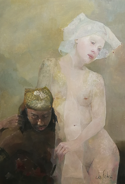 Françoise de Felice, 'La nymphe', 2019, Galerie Calderone