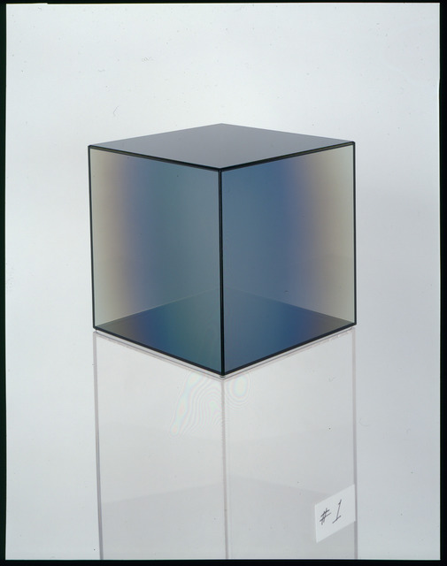 , 'Cube # 1,' 2008, Anne Mosseri-Marlio Galerie
