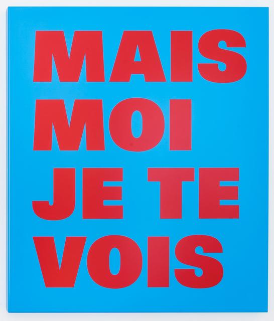, 'MAIS MOI JE TE VOIS (Nr. 05),' 1994-1999, Mai 36 Galerie