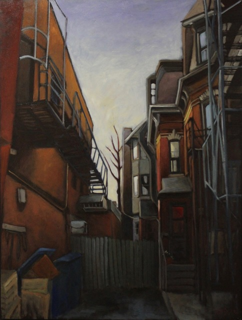 , 'Toronto #1,' 2017, The Front Gallery