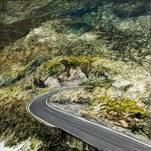Chih-hung Liu, 'Currved', 2018, galerie nichido / nca | nichido contemporary art