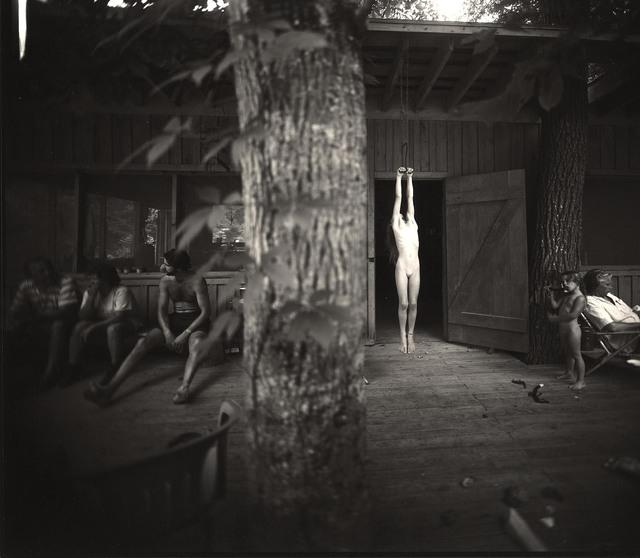 , 'Hayhook,' 1989, Edwynn Houk Gallery