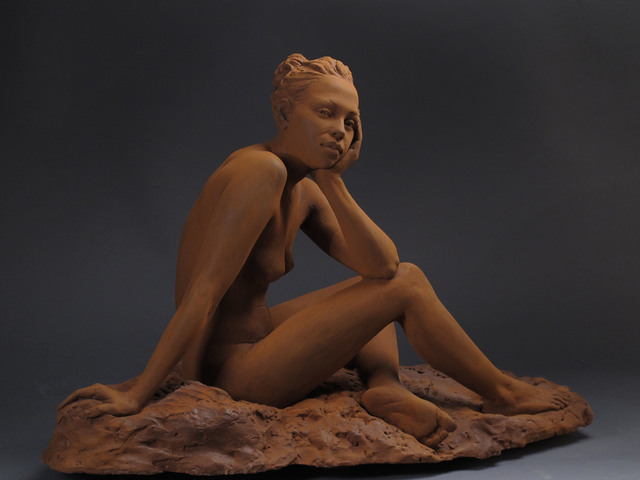 , 'Winique,' 2017, International Sculpture Center