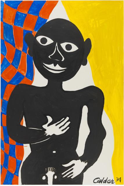 , 'Bijoux,' 1974, Omer Tiroche Gallery