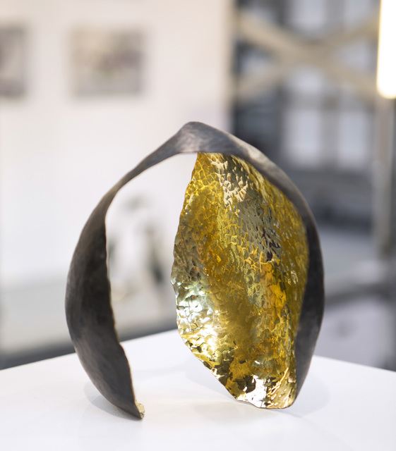 Guillaume Castel, 'Varech', 2020, Sculpture, Hammered and patinated brass, Galerie Ariane C-Y