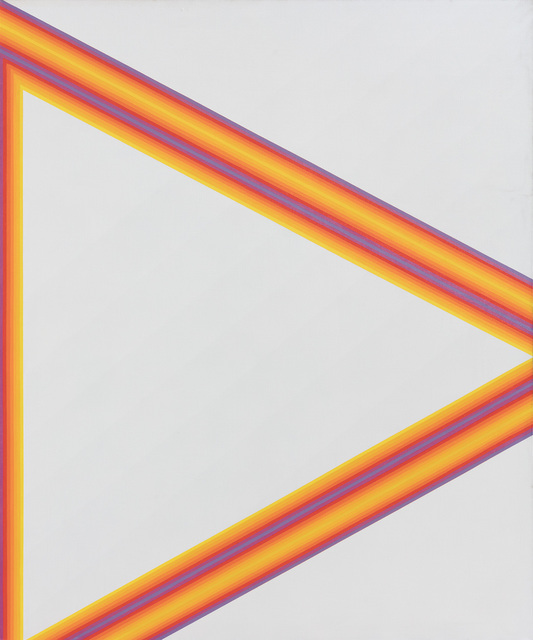 , 'Untitled - Yellow, Orange, Purple,' ca. 1960, Arco Gallery