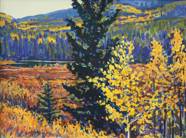 , 'Fall Colour #32.17,' , Wallace Galleries