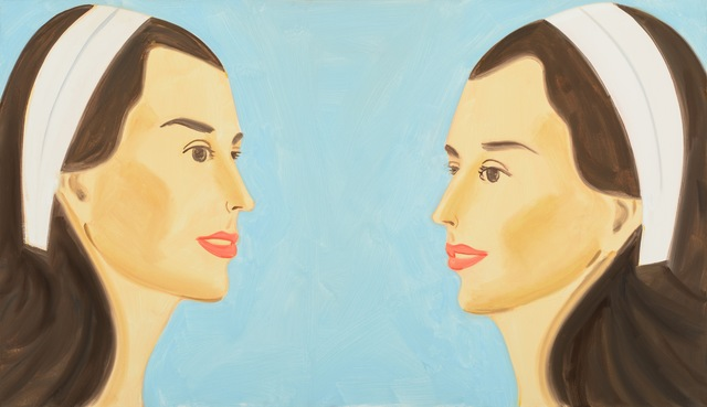 , 'Double White Band (Vivien),' 2013, Javier Lopez & Fer Frances