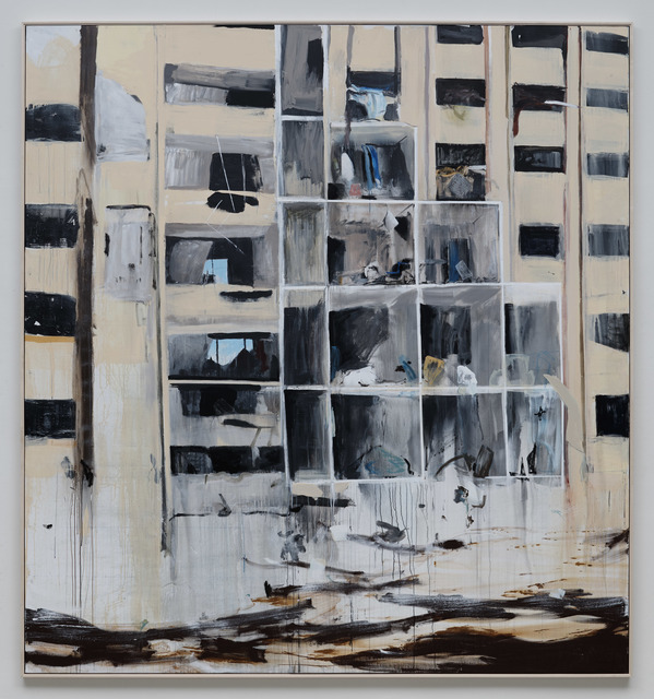 , 'Apartments Aleppo,' 2016, Kerlin Gallery