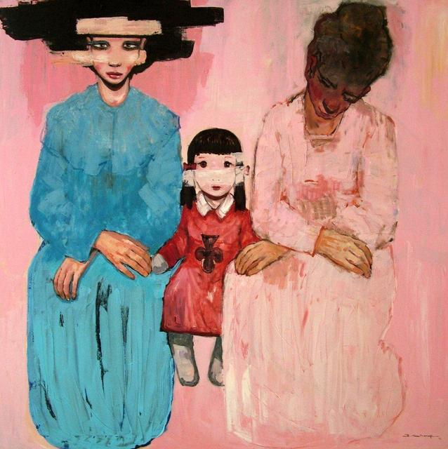 , '3 Generations,' 2013, Gallery Ilayda