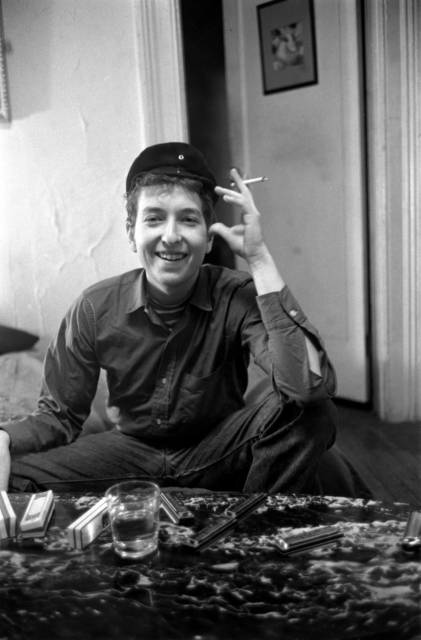 Ted Russell, 'Bob Dylan in his First Apartment in New York City, 161 W 4th St', 1961, Addison/Ripley Fine Art
