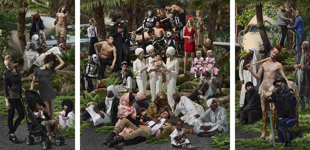 , 'Jungle Elegy,' 2012, Triumph