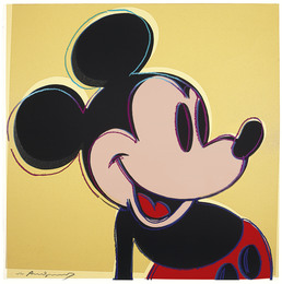 Mickey Mouse, from Myths