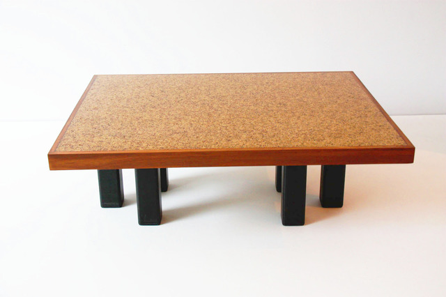 , 'Coffee table with pepper beans,' ca. 1970, Gallery Anne Autegarden