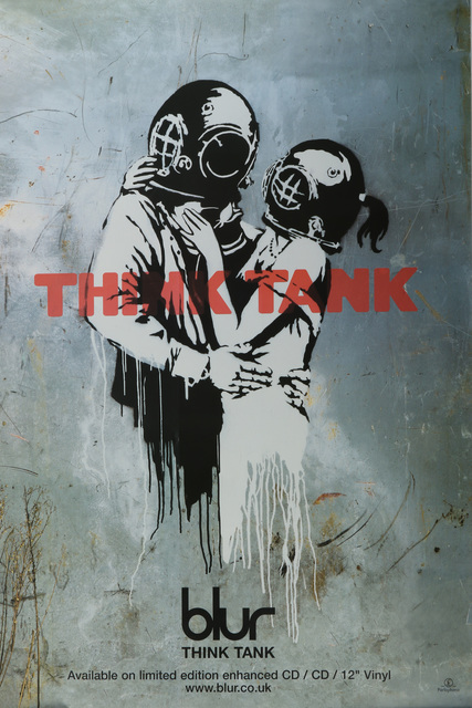 Banksy, 'Think Tank', 2003, Chiswick Auctions